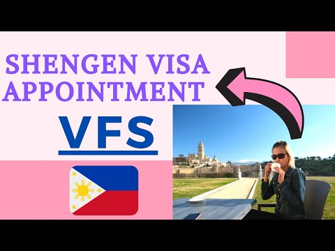 How To Schedule A SCHENGEN VISA APPOINTMENT With VFS GLOBAL