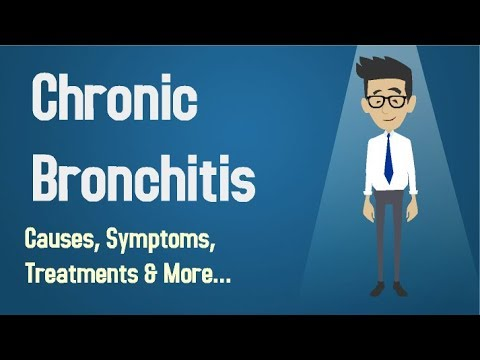 Chronic Bronchitis  - Causes, Symptoms, Treatments & More…