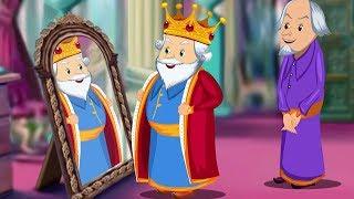 The Emperor's New Clothes - Bengali Fairy Tales - Bangla Cartoon Rupkothar Golpo