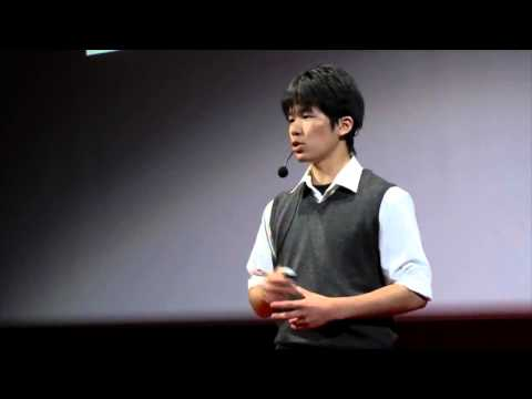 Youth revolution | Yoshino Yuto | TEDxNagoyaU