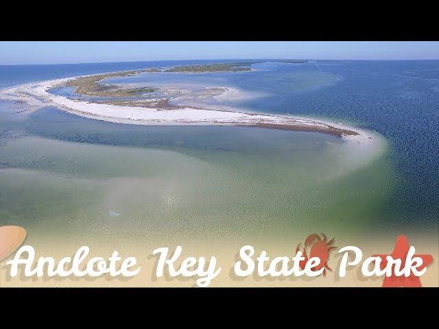 A visit to Anclote Key island