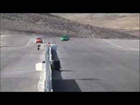 GT3RS having Fun at Reno Fernley