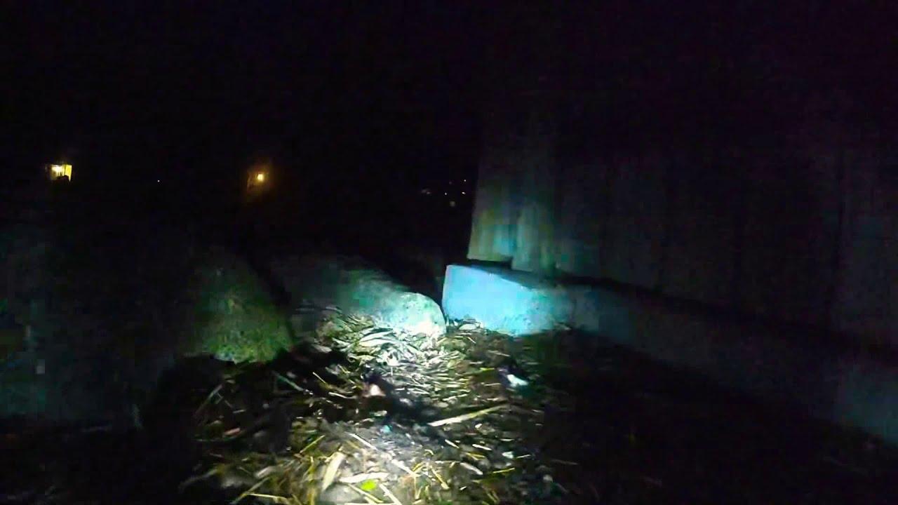 Trx4 Dji Fpv 4WS. Driving from inside the Rotorhome at night картинки