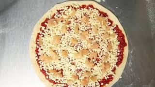 Рецепт простой пиццы от шеф-повара итальянского ресторана