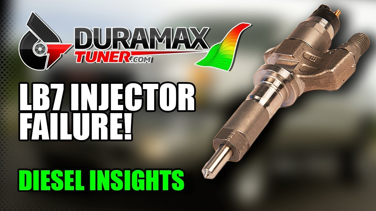 Duramax LB7 Injector Failure Explained - Diesel Insights