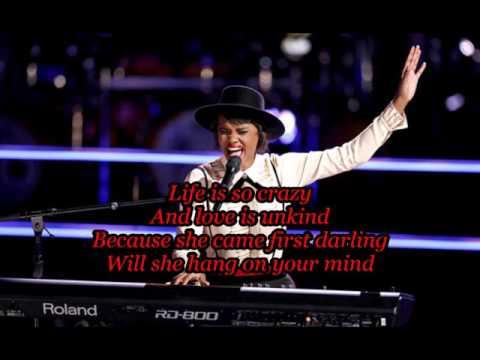 Vanessa Ferguson - If I Were Your Woman (The Voice Performance) - Lyrics