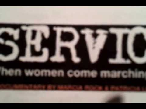 AWR with When Women Come Marching Home
