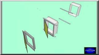 Надежное крепление дверок топливников (видеоурок). Печь из кирпича своими руками