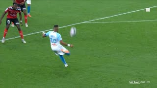 Stunning Dimitri Payet volley! The French star scores a screamer for Marseille!