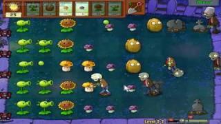 Plants Vs. Zombies HD - Level 2-2