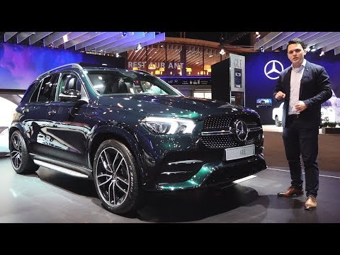 2019 Mercedes GLE - AMG Line GLE 300d FULL Review Interior Exterior