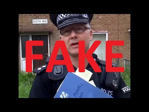 (24) Head Implants, Fake Inspector Miskell & City of London again  - Techno Crime Fighters' Forum 24