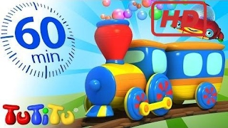 School for Kids |  TuTiTu Specials | TuTiTu Train | And Other Surprsing Toys | 1 Hour Special
