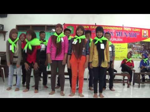 Lomba Yel Yel LDKS SMP Hasan Munadi Beji Pasuruan, 1 2 Nopember 2014 di Trawas