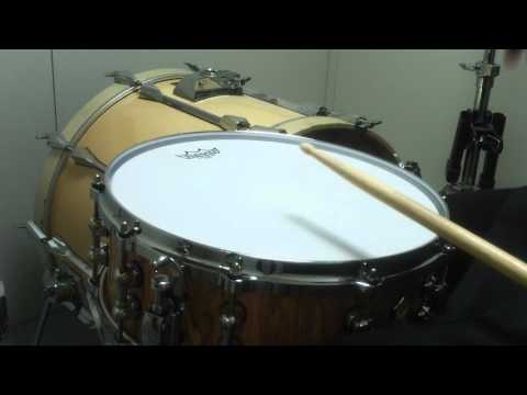 "Pearl / OL1455SN/C / Olive Tree 14""x5.5"" Snare Drum 【イシバシ楽器新宿店】"