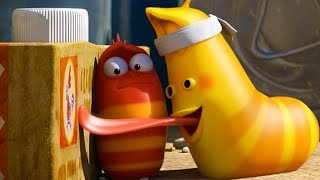 LARVA - BLINDFOLD TAG | Cartoon Movie | Cartoons For Children | Larva Cartoon | LARVA Official