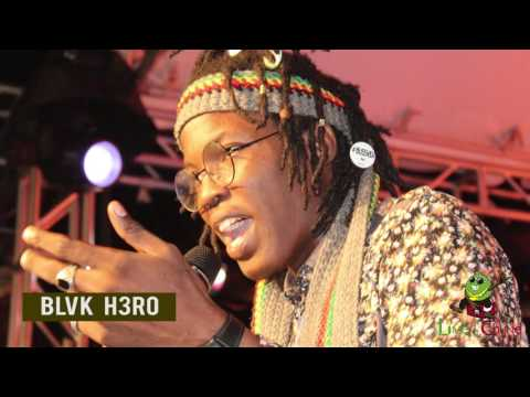 Stephen Marley, Jr. Gong, Jah9, Runkus and more @ Smile Jamaica 40th Anniversary