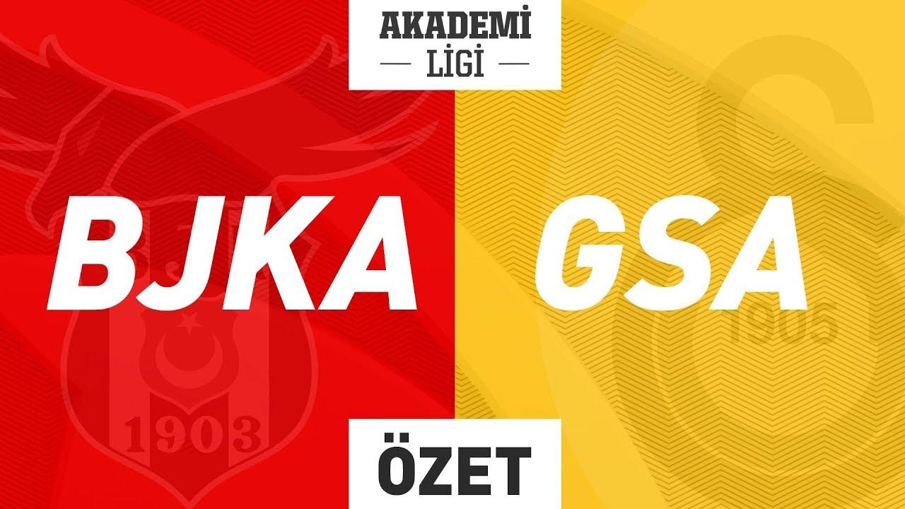 Beşiktaş A ( BJKA ) vs Galatasaray Espor A ( GSA ) Maç Özeti Videosu