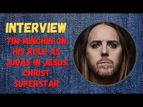 Tim Minchin on his role as Judas in Jesus Christ Superstar - YouTube