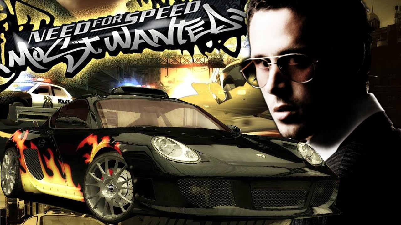 7 zagrajmy w need for speed most wanted 2005 baron porsche cayman s 60 fps youtube. Black Bedroom Furniture Sets. Home Design Ideas