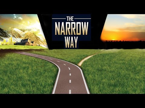 THE NARROW WAY IS GETTING NARROWER (GARY PRICE)