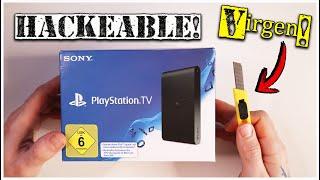 Microconsola Playstation TV Nueva y Sellada compatible con PS VITA, PSP, PS ONE y PS4 - Unboxing 📦