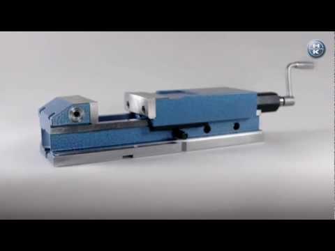 ATORN Hochdruck-Maschinen-Schraubstock