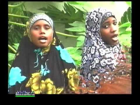 Shirin dausayin AHLIL BAITI na talabijin RTT a Nijar na 28 02 2013