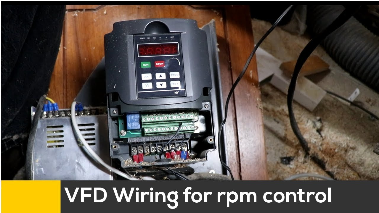 Controlling Vfd Spindle Rpm With Xpro Cnc Board On Ooznest