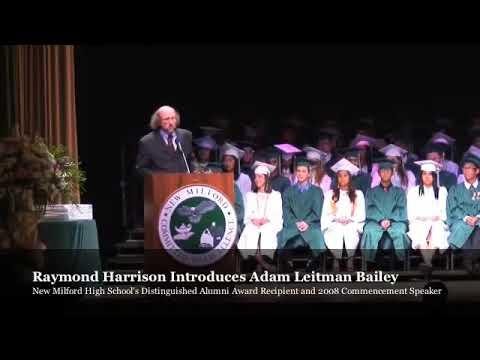 Ray Harrison Introduces Adam Leitman Bailey