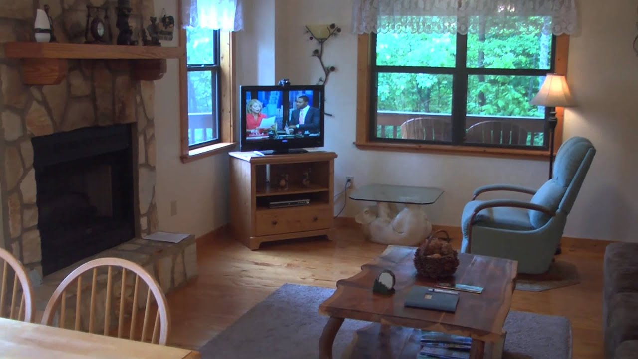 Vacation Rental Cabin Blairsville Ga Pet Friendly Youtube