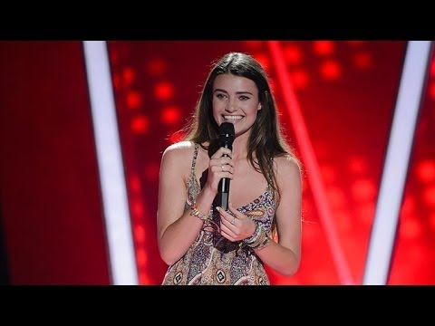 Holly Tapp Sings That's It I Quit, I'm Moving On   The Voice Australia 2014