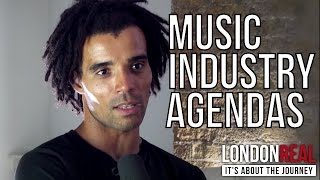 THE MUSIC INDUSTRY IS NOT ABOUT MONEY - Akala on London Real