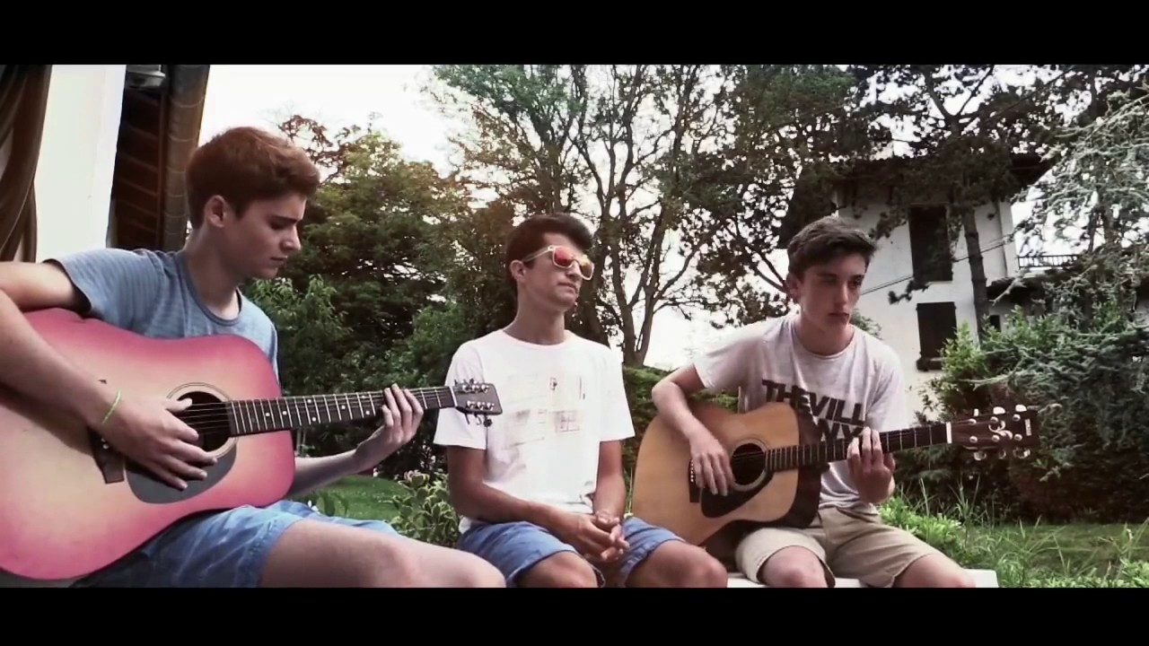 Stand Tall - Dirty Heads Cover