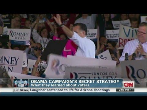Obama's win: data mining