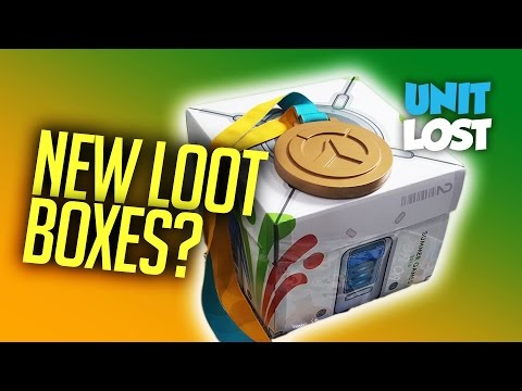 Overwatch News - NEW SUMMER GAMES LOOT BOXES! New Olympic Themed Skins?!