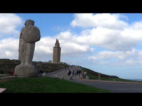 Recorriendo Galicia   Torre de Hércules-  A Coruña