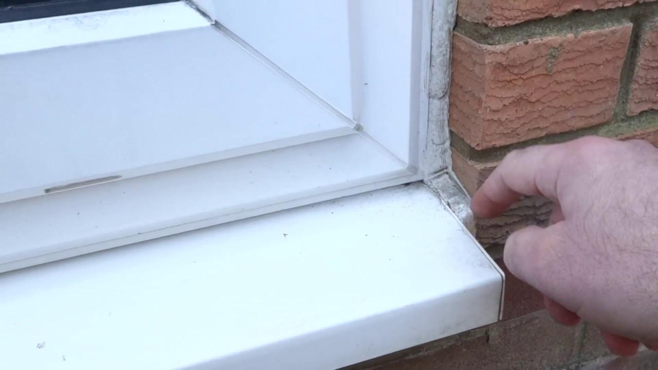 Sliding Upvc Patio Door Maintenance Checks Drainage Channels Youtube