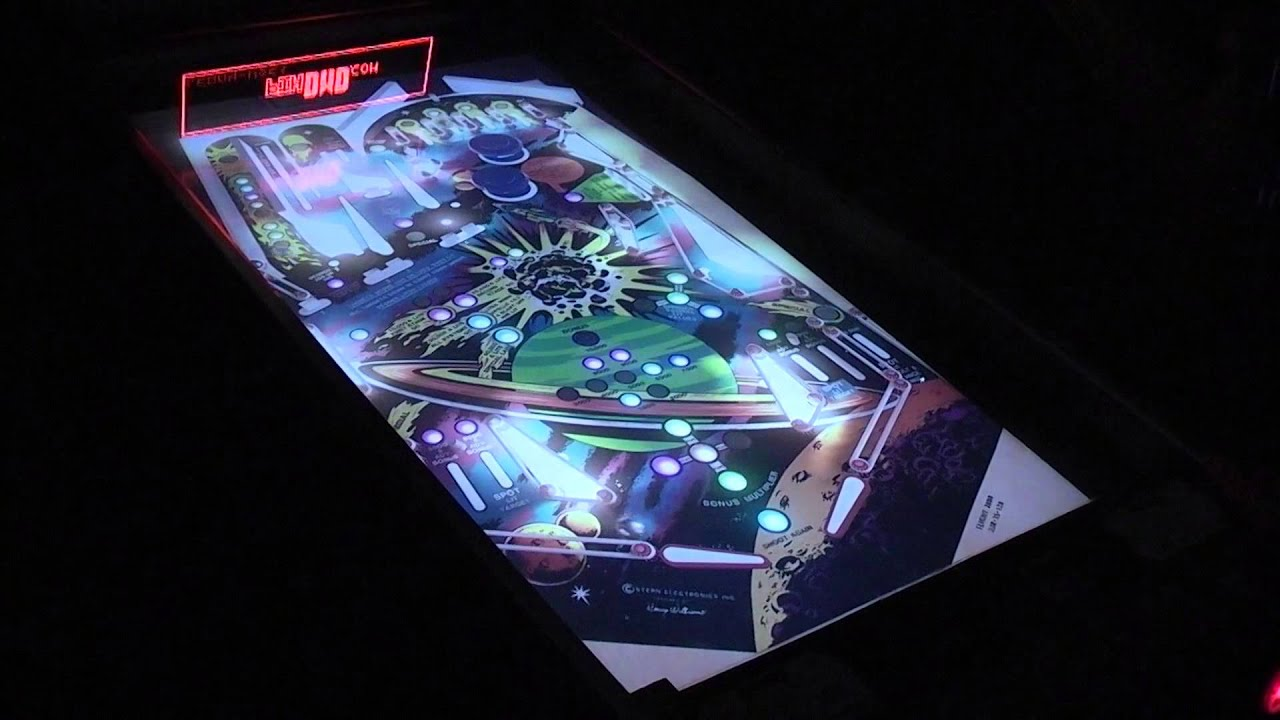 Pinball Labs Demo in Virtual Pinball Cabinet (Support Kickstarter) -  Support VR, Cabs, Desktop