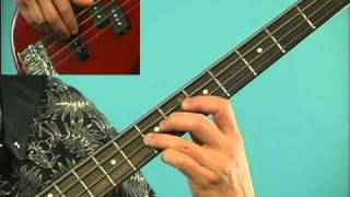 Bass Lesson: Easy Reggae Line