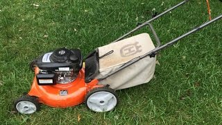 "Husqvarna 21"" Lawn Mower Model 7021P  Honda Engine  - It"
