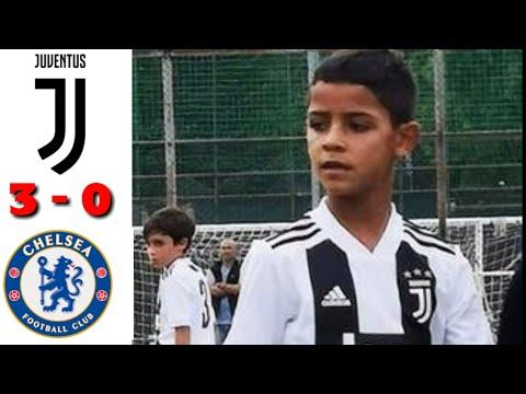 Juventus U-9 vs Chelsea U-9 Match Highlights  Football World