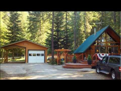 DIY Carport Construction - Double your storage - Final Project Video