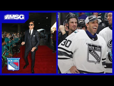 All-Access With Henrik Lundqvist At NHL All-Star Weekend! | New York Rangers