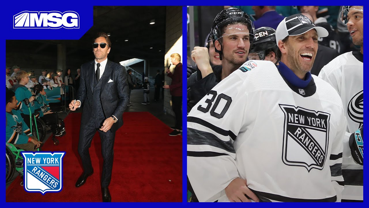 All Access With Henrik Lundqvist At Nhl All Star Weekend New York Rangers