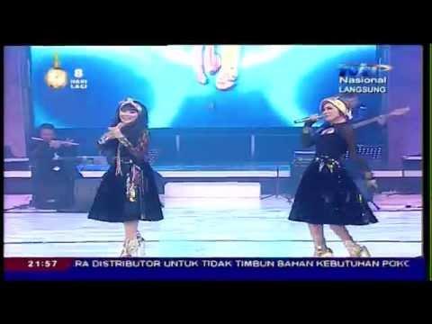 2 NAGA [ABD (Abang Bagi Duit)] Live At Kamera Ria (01-07-2014) Courtesy TVRI