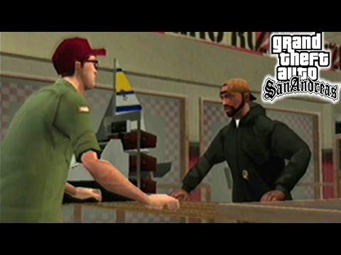 GTA San Andreas [PS2] #20 - As Missões mais CHATAS do Game!