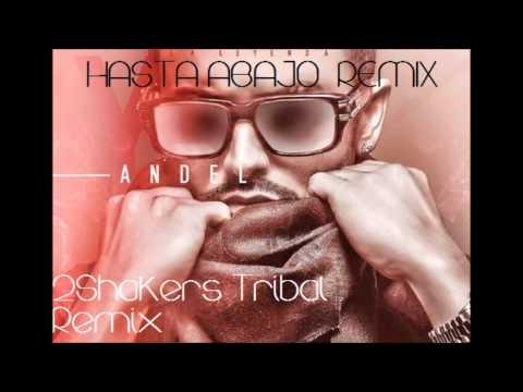 YANDEL - HASTA ABAJO (REMIX 2SHAKERS) 2014 DALE ME GUSTA