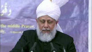 Majlis Ansarullah UK Ijtema - Part 4 (Urdu)