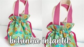Bolsinha Infantil 2 – Bia Feltz